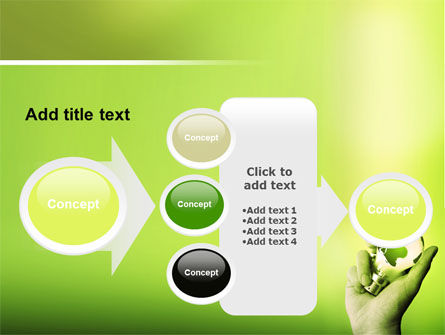 Olive Lamp PowerPoint Template Slide 17