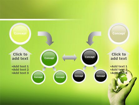 Olive Lamp PowerPoint Template Slide 19