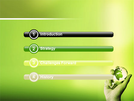 Olive Lamp PowerPoint Template, Slide 3, 07113, Careers/Industry — PoweredTemplate.com