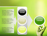 Olive Lamp PowerPoint Template#11