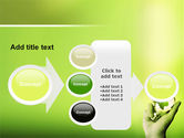 Olive Lamp PowerPoint Template#17