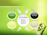 Olive Lamp PowerPoint Template#6