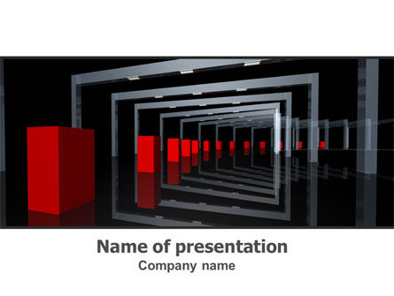 3D Effect PowerPoint Template