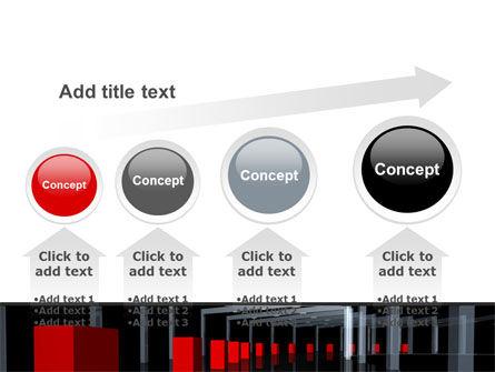 3D Effect PowerPoint Template Slide 13