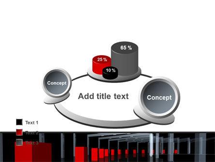 3D Effect PowerPoint Template Slide 16