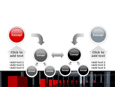 3D Effect PowerPoint Template Slide 19