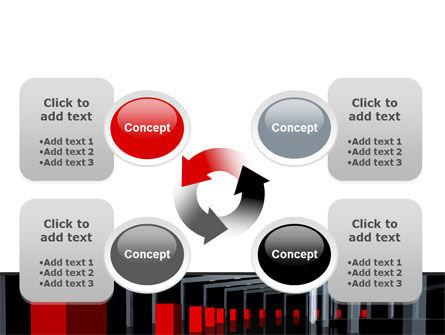 3D Effect PowerPoint Template Slide 9