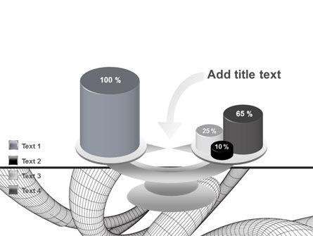Free 3D Spiral PowerPoint Template Slide 10