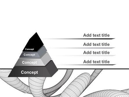 Free 3D Spiral PowerPoint Template Slide 12