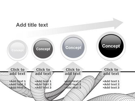 Free 3D Spiral PowerPoint Template Slide 13