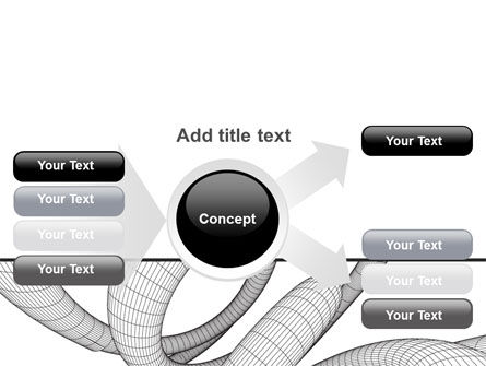 Free 3D Spiral PowerPoint Template Slide 14