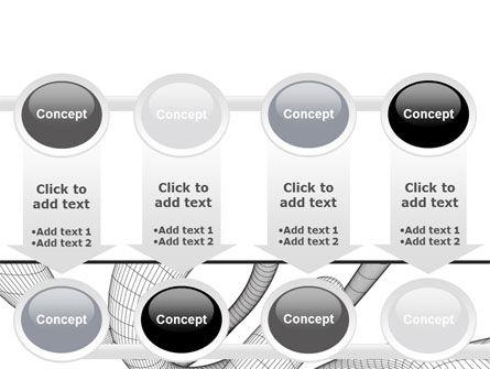 Free 3D Spiral PowerPoint Template Slide 18