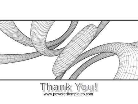 Free 3D Spiral PowerPoint Template Slide 20