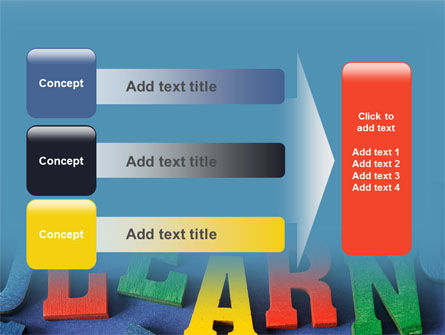 Learn PowerPoint Template Slide 12