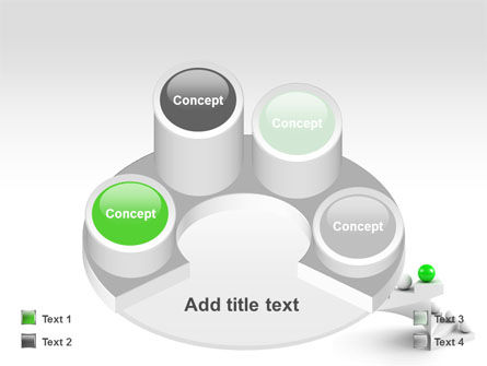Getting to Top PowerPoint Template Slide 12