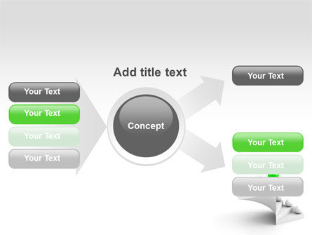 Getting to Top PowerPoint Template Slide 14