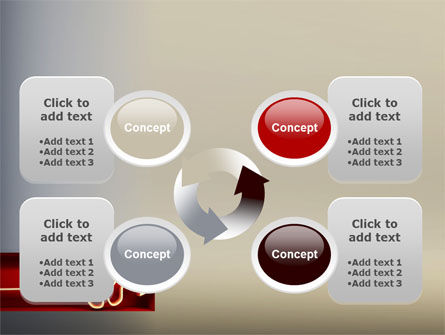 Overcoming The Deadlock PowerPoint Template Slide 9