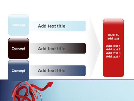Arrow Knot PowerPoint Template Slide 12