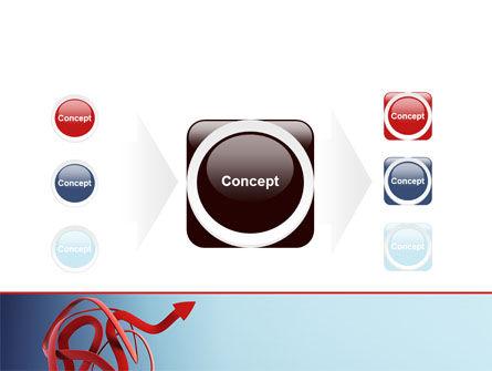 Arrow Knot PowerPoint Template Slide 17