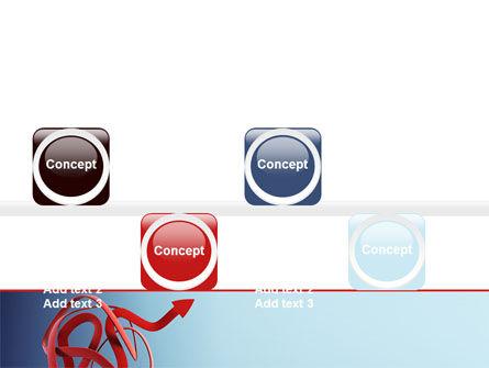 Arrow Knot PowerPoint Template Slide 19