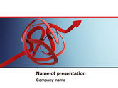 Consulting: Arrow Knot PowerPoint Template #07126