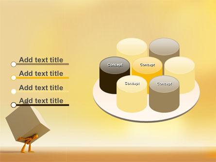 Heavy Burden PowerPoint Template Slide 12