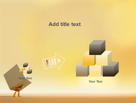 Heavy Burden PowerPoint Template Slide 13