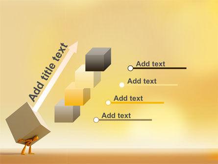 Heavy Burden PowerPoint Template Slide 14