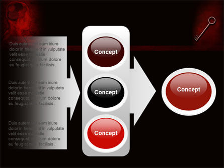 Main Key PowerPoint Template Slide 11