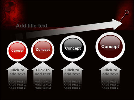 Main Key PowerPoint Template Slide 13