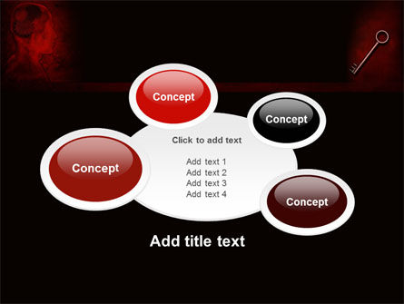 Main Key PowerPoint Template Slide 16