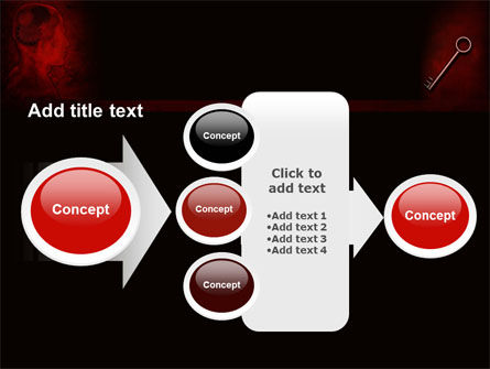 Main Key PowerPoint Template Slide 17