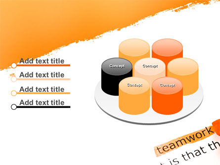 Teamwork Principles PowerPoint Template Slide 12