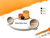 Teamwork Principles PowerPoint Template#6