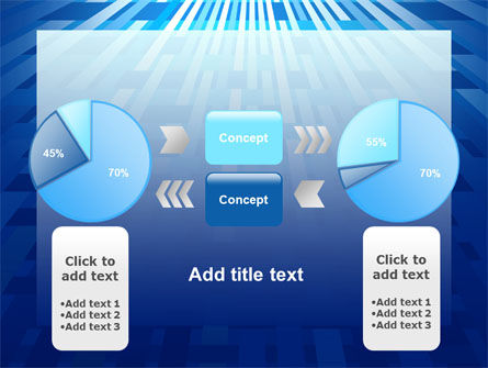 Free Interweaving Theme PowerPoint Template Slide 11