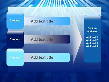 Interweaving Theme Free PowerPoint Template Slide 12