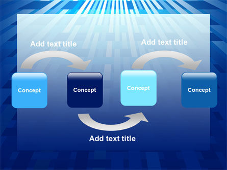 Free Interweaving Theme PowerPoint Template Slide 4