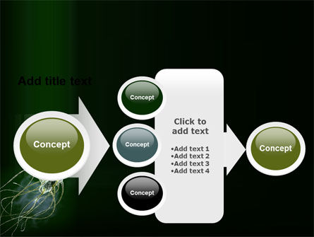 Microflora PowerPoint Template Slide 17
