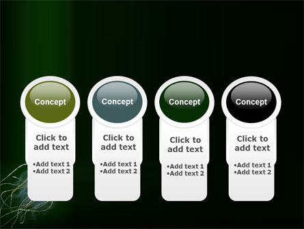 Microflora PowerPoint Template Slide 5