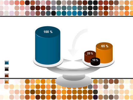 Color Palette PowerPoint Template Slide 10