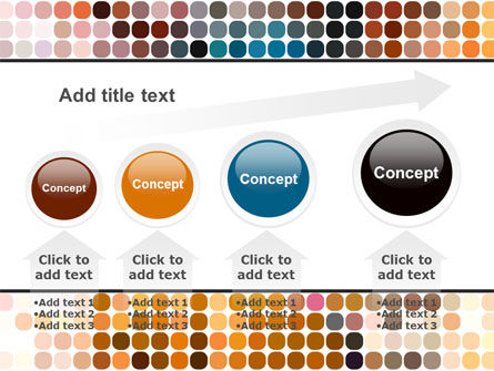 Color Palette PowerPoint Template Slide 13