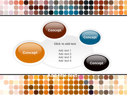 Color Palette PowerPoint Template Slide 16