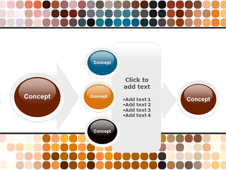 Color Palette PowerPoint Template Slide 17