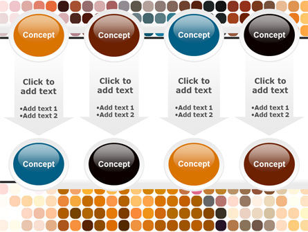 Color Palette PowerPoint Template Slide 18