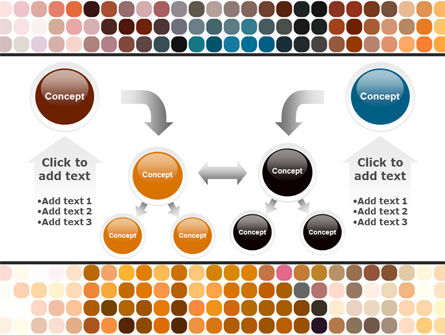 Color Palette PowerPoint Template Slide 19