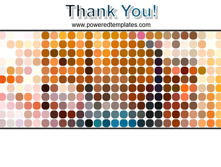 Color Palette PowerPoint Template Slide 20