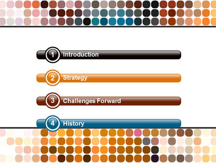 Color Palette PowerPoint Template Slide 3