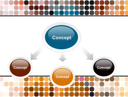 Color Palette PowerPoint Template Slide 4