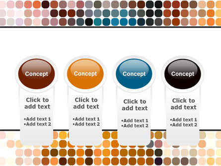 Color Palette PowerPoint Template Slide 5