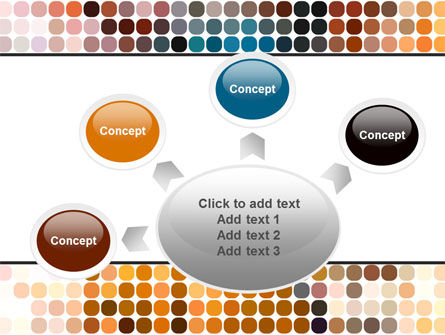 Color Palette PowerPoint Template Slide 7